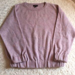 So comfortable— sweater/sweatshirt top